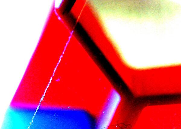 blau-rot II